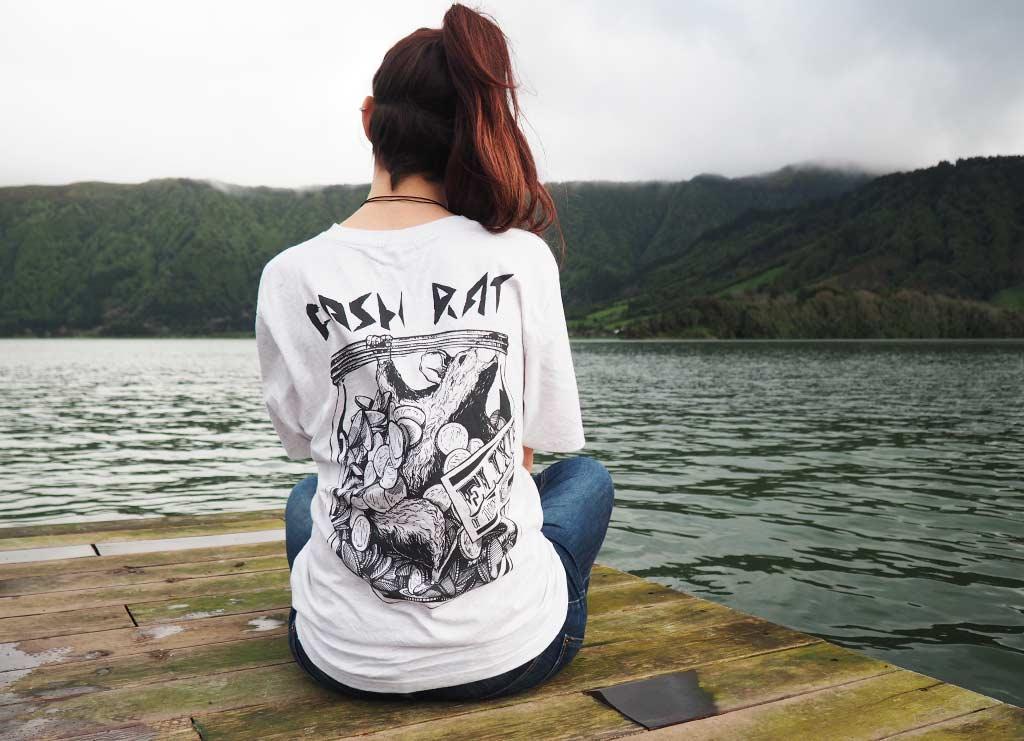 RATSLAB camiseta serigrafiada reivindicativa